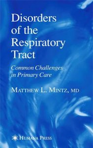 Disorders of the Respiratory Tract