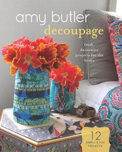 Amy Butler Decoupage Kit
