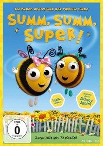 SUMM, SUMM, SUPER! - Die neuen Abenteuer der Familie Biene - Sta