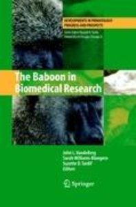 The Baboon in Biomedical Research