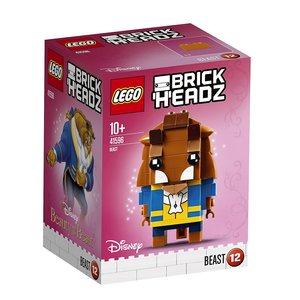 Lego® 41596 - Brick Headz, Disney, Beast