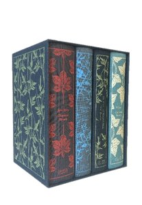 The Brontë Sisters (Boxed Set), 4 Volumes