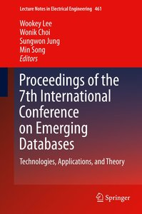 Proceedings of the 7th International Conference on Emerging Data