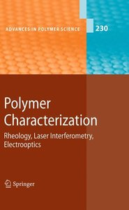Polymer Characterization