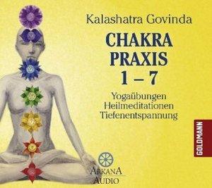 Chakra Praxis 1-7. CD