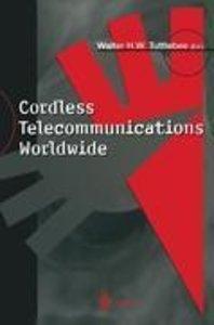 Cordless Telecommunications Worldwide