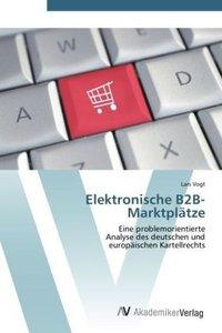 Elektronische B2B-Marktplätze