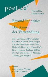 poetica 4. Festival für Weltliteratur Beyond Identities