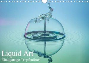 Liquid Art, Einzigartige Tropfenfotos