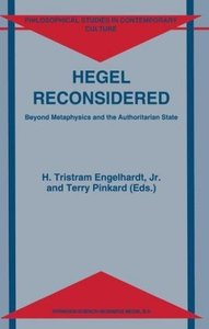 Hegel Reconsidered
