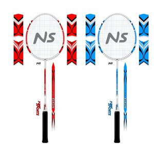 NSP Badminton-Set in Tasche \'\'Training\'\'