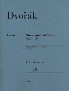 Streichquartett G-dur Opus 106