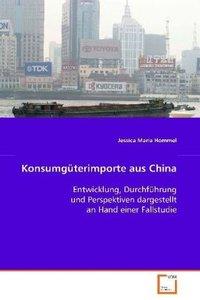 Konsumgüterimporte aus China