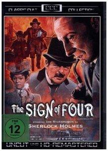 Sherlock Holmes - Das Zeichen der Vier, 1 DVD