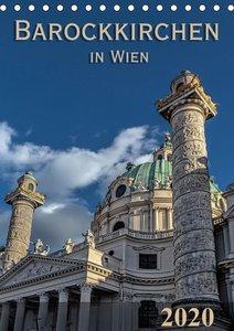 Barockkirchen in Wien