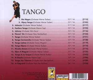 Strictly Dancing-Tango