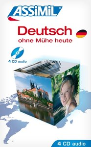 Assimil-Methode. Deutsch ohne Mühe heute. 4 CD's