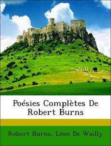 Poésies Complètes De Robert Burns