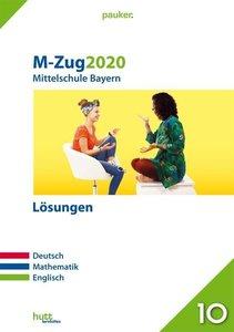 M-Zug 2020 - Mittelschule Bayern Lösungen