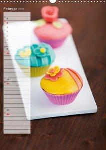 Süße Versuchungen / Geburtstagskalender (Wandkalender 2019 DIN A