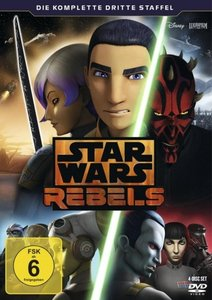 Star Wars Rebels. Staffel.3, DVD