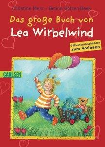 Das große Buch von Lea Wirbelwind
