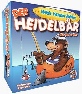 Asmodee HDBD0043 - Der HeidelBÄR: Wilde Wasser Edition, Wortspie