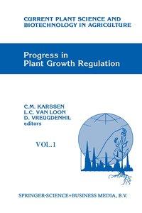 Progress in Plant Growth Regulation