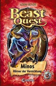 Beast Quest - Minos, Hörner der Vernichtung