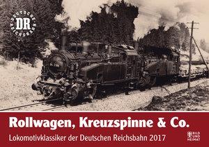 Lokomotivklassiker der Deutschen Reichsbahn 2018