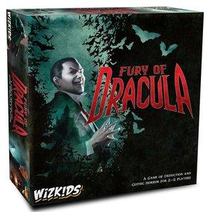 Pegasus WIZ73459 - Fury of Dracula 4th edition