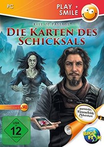 Rite of Passage, Die Karten des Schicksals, 1 CD-ROM