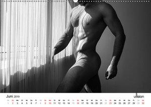 Männer AKT Art (Wandkalender 2019 DIN A2 quer)