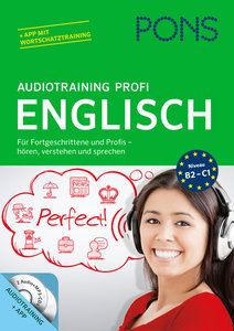 PONS Audiotraining Profi Englisch