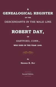 A Genealogical Register of the Descendants in the Male Line of R