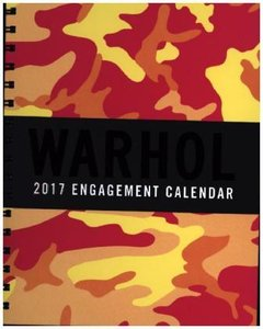 Andy Warhol 2017 Engagement Calendar