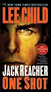 Jack Reacher: One Shot. Movie Tie-In