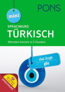 PONS mini Sprachkurs Türkisch
