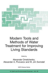 Modern Tools and Methods of Water Treatment for Improving Living