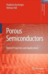 Porous Semiconductors