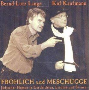 Fröhlich und Meschugge, Audio-CD