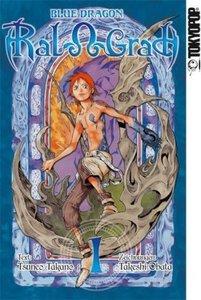 Blue Dragon - RalOGrad Sammelband 01