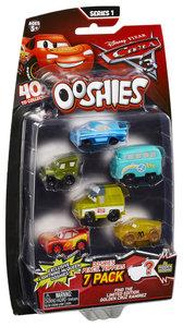 CA Ooshies - Cars 3 - 7er Pack