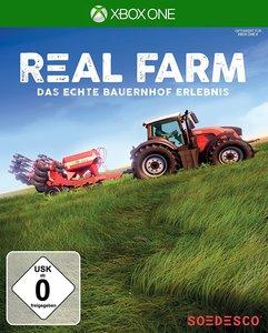 Real Farm, 1 XBox One-Blu-ray Disc