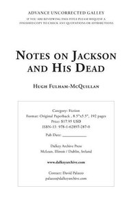 Notes on Jackson and His Dead