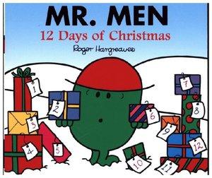 Mr. Men 12 Days of Christmas