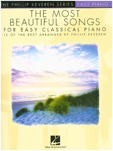 The Most Beautiful Songs -For Easy Classical Piano- (Book (Kever