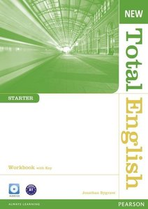 New Total English Starter. Workbook (with Key) and Audio CD