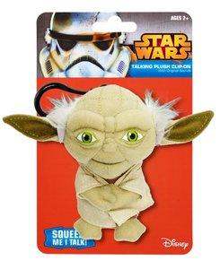 Star Wars Plüschanhänger Yoda mit Sound