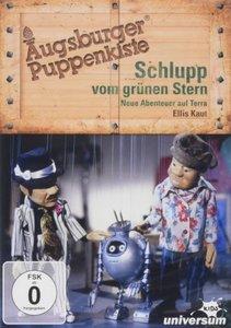 Augsburger Puppenkiste-Neue Abenteuer auf Terra